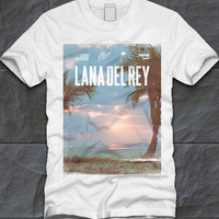 Lana Del Rey, Video games, Born To die, Brand New  S-XXL Mens Ladies Tshirt NH