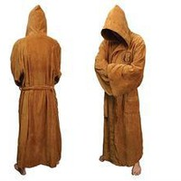 Star Wars Jedi Fleece Bathrobe, Adult