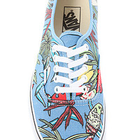 Vans Footwear The Van Doren Authentic Sneaker in Parrot Light Blue : Karmaloop.com - Global Concrete Culture