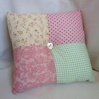 Patchwork Mini Cushion