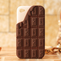 Cute Melt Chocolate Case for iPhone 4/4S