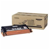 XEROX 113R00726 Toner cartridge f/xerox phaser 6180 color laser printer, high capacity, black