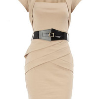 Stone panel bolero dress - View All - Dresses - Dorothy Perkins
