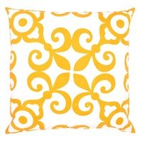 Allem Studio Morocco Euro Pillow Sham Set