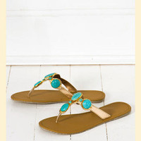 Aphrodite Sandal                    - Francesca's Collections