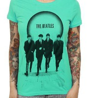 The Beatles Green Girls T-Shirt