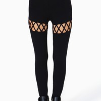 Lattice Leggings