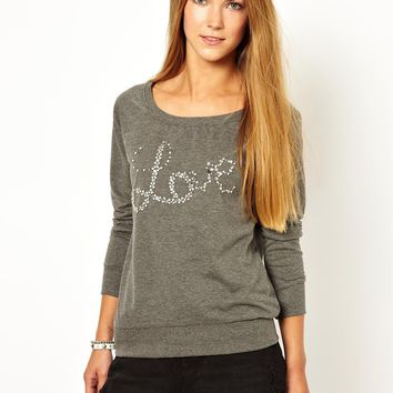 Only | Only Love Sweater at ASOS