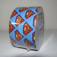 Superman Scotch 3m Duct Tape 1.88 in X 10 Yd Roll