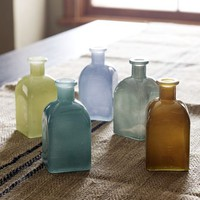 Recycled-Glass Bud Vases | west elm