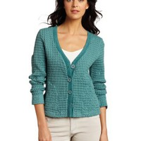 Mod-O-Doc Women's Monster Rag Cardigan Sweater