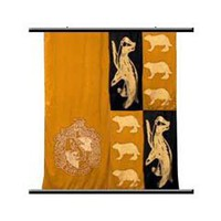 Hufflepuff Fabric Wall Scroll