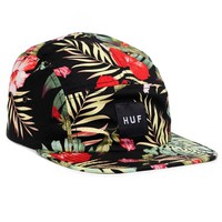 HUF | HUF HAWAIIAN PRINT VOLLEY BLACK TROPICAL