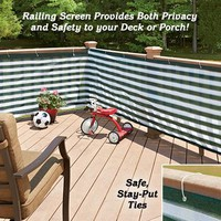Outdoor Privacy Screen @ Fresh Finds