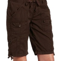 Amazon.com: Unionbay Juniors Rickie Bermuda Short: Clothing