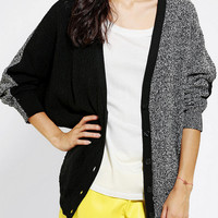Sparkle & Fade Colorblock Cardigan