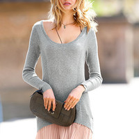 Drop-waist Knit Dress - A Kiss of Cashmere - Victoria's Secret