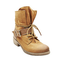 Steve Madden - OHBOY TAN LEATHER