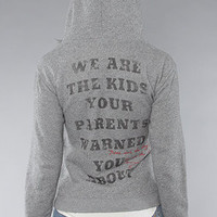 Junkfood Clothing The We Are The Kids Zip Hoodie : Karmaloop.com - Global Concrete Culture