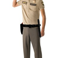 Rick Grimes Walking Dead Costume Teen | Oya Costumes