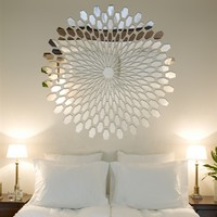 Wall Decals  Reflective 3D- WALLTAT.com Art Without Boundaries