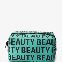 Beauty Cosmetic Pouch | FOREVER 21 - 1031556960
