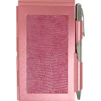 Wellspring Flip Note, Safari Pink (1500)