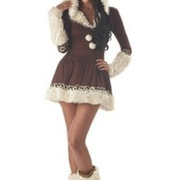 California Costumes Women's Eskimo Kisses Costume