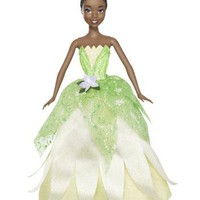 Disney Princess 2-In-1 Ballgown Surprise Tiana Doll