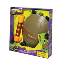 Little Kids Teenage Mutant Ninja Turtles Shell Water Blaster:Amazon:Toys & Games