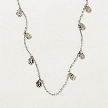 Glimmer Pebble Necklace