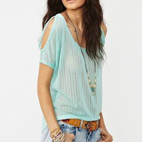 Open Shoulder Knit in Clothes Tops at Nasty Gal