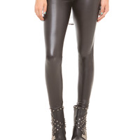 Teenage Runaway Black Leggings | Hot Topic