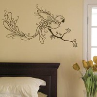 Brazilian Spirit wall decal from Threadless by Blik