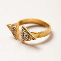 Anthropologie - Open Arrow Ring