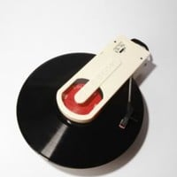 Crosley Revolution USB Turntable- Ivory