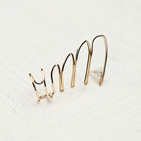 Hang Tight Wire Ear Cuff at Free People Clothing Boutique