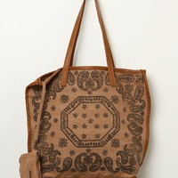 Free People Sun Valley Tote
