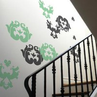 Blik Flock Wall Decals