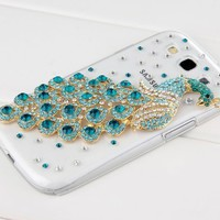 Pandamimi Deluxe Case/Cover for Samsung Galaxy S3 i9300, I747, L710, T999,i535 - AT&T, T Mobile, Sprint, Verizon, U.s.cellular - Clear Blue:Amazon:Cell Phones & Accessories