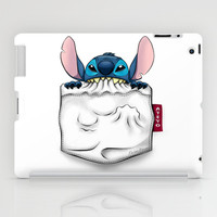 imPortable Sticth... iPad Case by Emiliano Morciano (Ateyo)