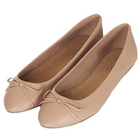 MIXER Tumbled Ballerina Shoes - Flats - Shoes - Topshop USA