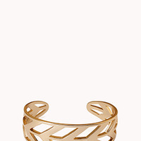 Free Spirited Chevron Cuff