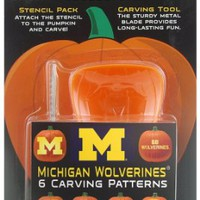 Michigan Wolverines Pumpkin Carving Kit
