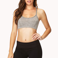Low Impact - Padded Sports Bra | FOREVER 21 - 2000050270