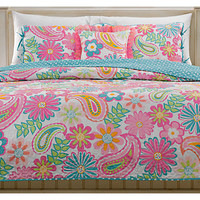 Pollyanna Twin Bed Set