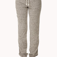 Heathered Lounge Pants | FOREVER 21 - 2079856534