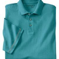 KingSize Big  Tall Contrast Stitch Polo Shirt Boulder Creek