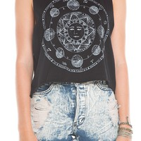 Brandy ♥ Melville |  Sadie Horoscope Tank - Graphics