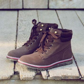 The Seattle Hiker Boot, Sweet Rugged Shoes & Boots